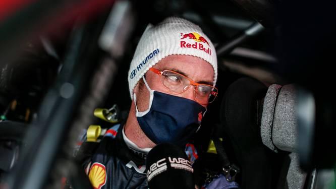 """Thierry Neuville geniet van ritwinst in rally van Monte Carlo met nieuwe corijder na """"lastige en uitdagende dag"""""""