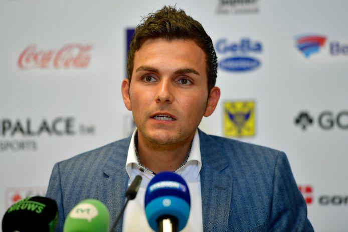 Philippe Bormans was lange tijd CEO van Sint-Truiden. Sinds vorig seizoen is hij aan de slag bij Union.