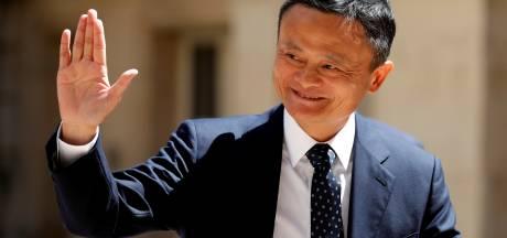 Alibaba-topman Jack Ma duikt na weken afwezigheid weer op