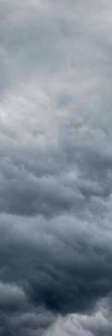 Teruglezen: Hitte maakt plaats voor storm in Oost-Nederland