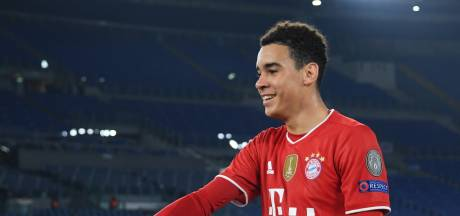 Bayern legt wonderkind Musiala met eerste profcontract voor meerdere jaren vast
