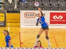 Regio Zwolle Volleybal pakt de eerste zege, maar moet daarvoor wel tot het uiterste gaan