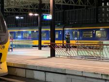 Spannende ontruiming voor treinreizigers Eindhoven: 'Gewapende mannen waren best intimiderend'
