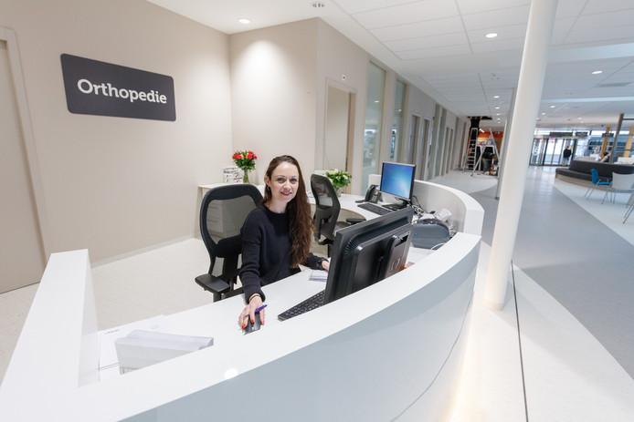 De renovatie van de polikliniek in Roosendaal duurde negen maanden.