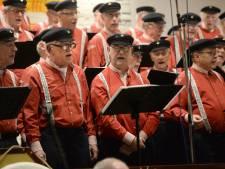 Oostvaarders uit Almelo nog steeds op zoek naar accordeonist