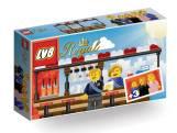 Bezoek koninklijke familie schreeuwt om... Lego