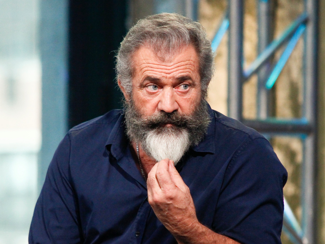 Mel Gibson. Beeld Andy Kropa/Invision/AP