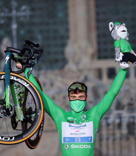 Cavendish is trots op 'groene' Jakobsen: 'We wisten eerst niet of je weer zou terugkeren op de fiets'