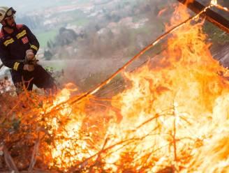 Spaanse brandweerman naar gevangenis nadat hij zelf bosbrand heeft aangestoken