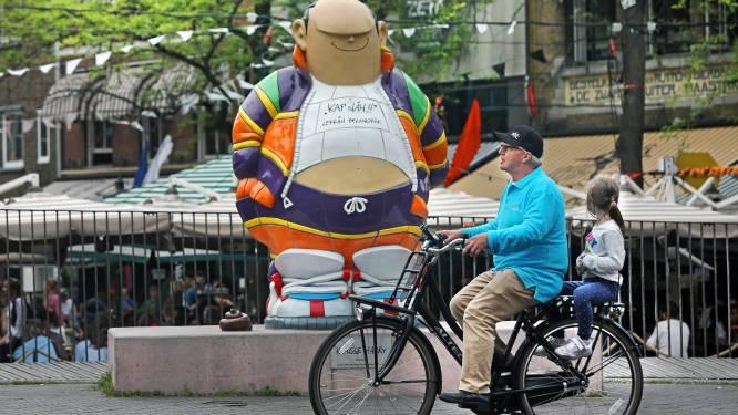 Den Haag, stad van meer dan 550 beelden: 'Elk beeld heeft zijn verhaal'