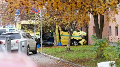 """""""Man stal ambulance in Oslo om arrestatie te voorkomen"""""""