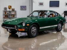Prijzen Japanse klassiekers gaan door het dak: 310.000 dollar voor oude Datsun