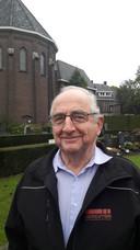 Theo van Roosmalen, bestuurslid van de Heilige Michaëlparochie in onder meer Schijndel.