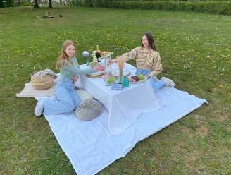 RESTOTIP. Boezemvriendinnen starten PicUnique: Jij kiest de plek, zij brengen luxepicknick tot bij jou
