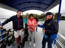 Schippers van Pontje Steur doorbreken de magische grens van 10.000 passagiers