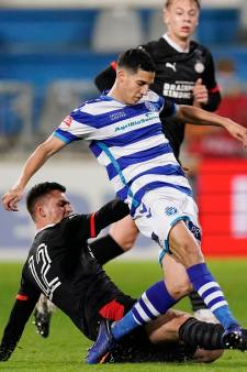 Hamdaoui hoopt met De Graafschap op bekerstunt op vertrouwde bodem: 'Mooie periode gehad bij FC Twente'