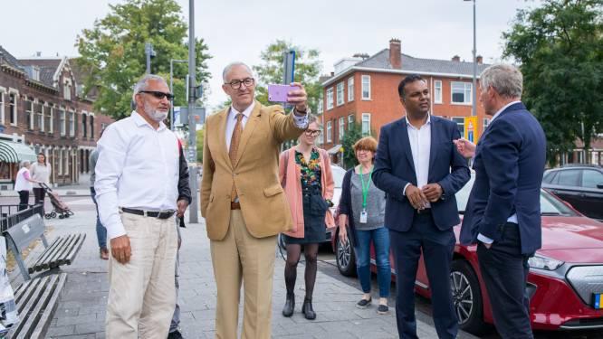 Aboutaleb is de 'beste burgemeester ter wereld': 'Prijs is ook voor mensen die om zes uur staan te vegen'