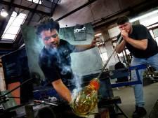 Royal Leerdam Crystal sluit fabriek en ook kristalwinkel gaat niet door, personeel ontslagen