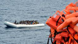 Duits leger redt 134 vluchtelingen uit Middellandse Zee