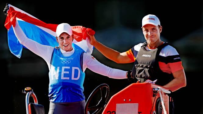 Drie olympische medailles, al telt alleen goud voor Marit Bouwmeester