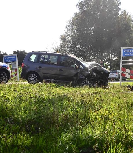 Racende stalker uit Westerhaar (49) mist op haar na tegemoetkomende politieauto: dit is poging tot doodslag