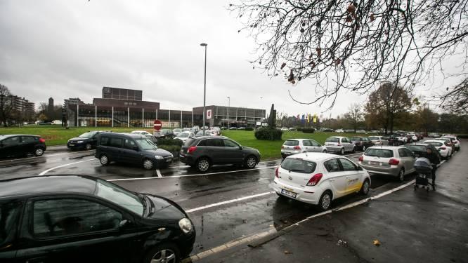 Parking Cultureel Centrum Hasselt dinsdag afgesloten voor snoeiwerken
