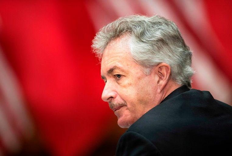 William Burns. Beeld AFP