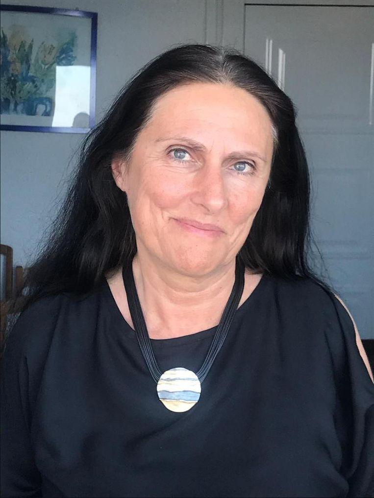 Dina Siegel,  hoogleraar criminologie aan het Willem Pompe Instituut. Beeld