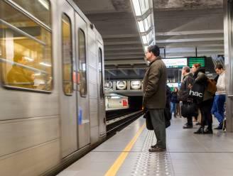 Vakbondsactie ACLVB veroorzaakt heel wat hinder op metrolijnen van de MIVB