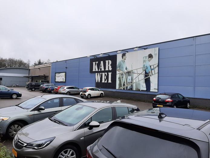 Deze Karwei in Apeldoorn-West gaat op 16 februari dicht.