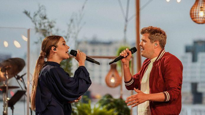 Pommelien Thijs en Jaap Reesema staan komend weekend op het podium in Stekene.