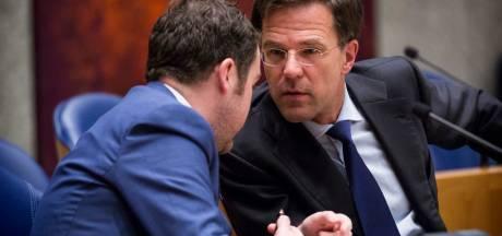 Rutte onthult: Ik zie Dijkhoff niet per se als mijn opvolger
