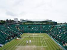 Rojer verliest in kwartfinales gemengd dubbel op Wimbledon