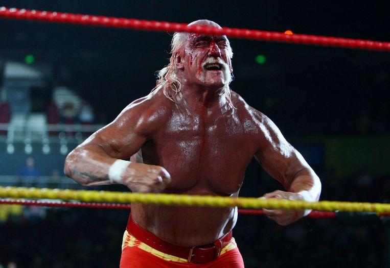 Hulk Hogan. Beeld WireImage