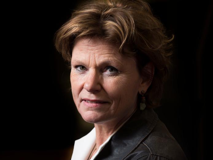 Burgemeester Petra van Hartskamp
