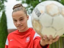 Naomi Hilhorst (15) uit Goor opgeroepen voor Oranje onder 17