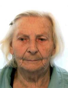 Victoria Lux is vermist, het parket deelde een opsporingsbericht