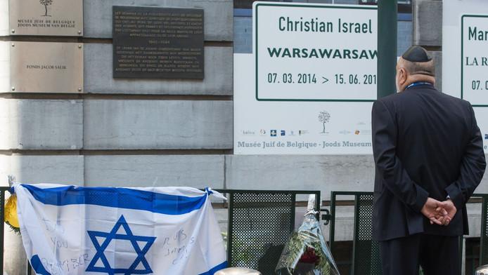 Joods Museum kort na de aanslag 2 juni 2014