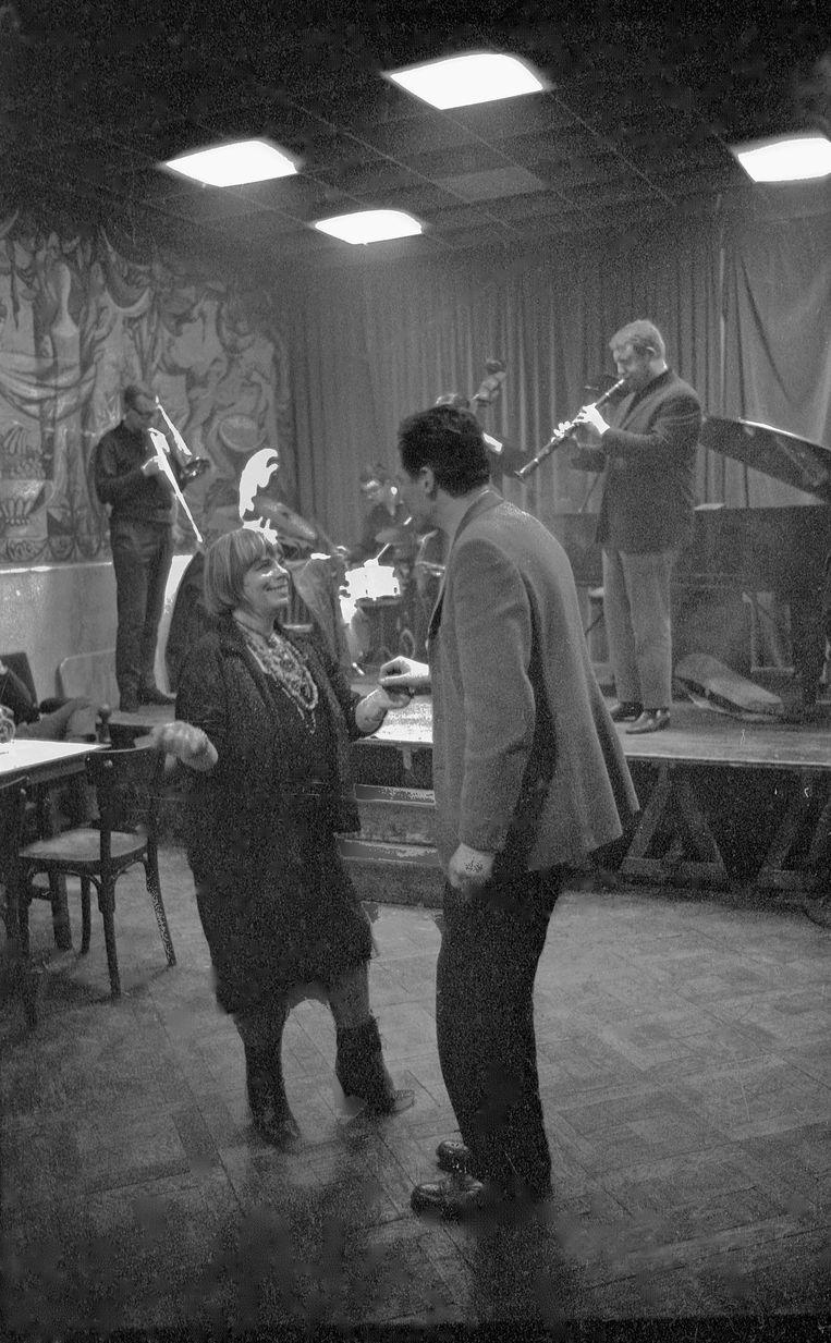 De Kring, 1964. Beeld Eddy Posthuma de Boer