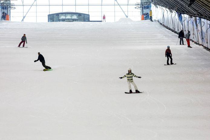SnowWorld Zoetermeer is niet geselecteerd voor een pilot met een tijdelijke heropening.