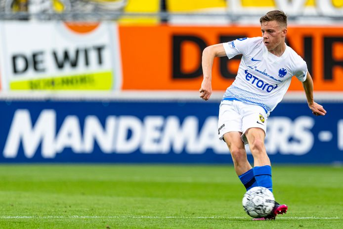 After Vitesse's heroic European evening; Letsch has to riddle for Go Ahead: whoever comes is ready |  Vitesse