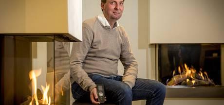 Boudrie Oldenzaal kwart eeuw kachels en haarden