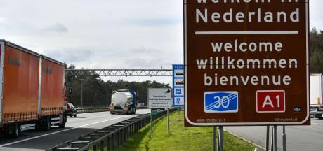 Vanaf dinsdag alleen nog met negatieve coronatest de grens over naar Duitsland