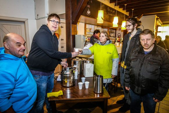 Torhout gratis soepbedeling