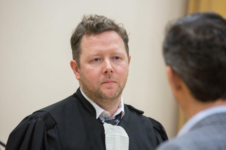 Jan Keulen, advocaat van A. (62), de 'lievelingszus' van het slachtoffer.