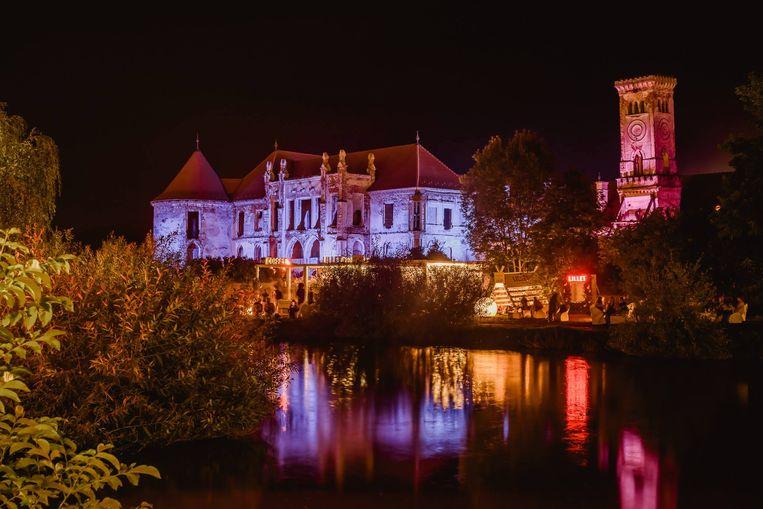 Het Bánffy-kasteel Beeld Marius Maris