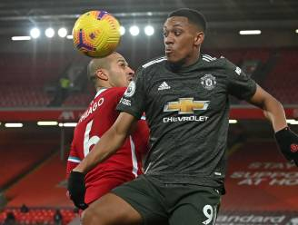 LIVE. Liverpool, met Origi op bank en Shaqiri in basis, neemt beste start in topper tegen Manchester United