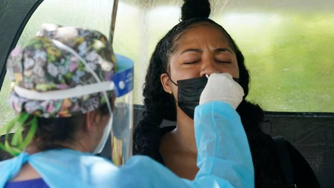 Recordaantal nieuwe besmettingen in 'coronahotspot' Florida, ook ziekenhuisopnames bereiken nieuwe piek