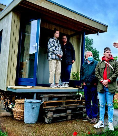 Tijd om door te pakken: Zwijndrecht wil vaart maken met tiny houses op zes locaties