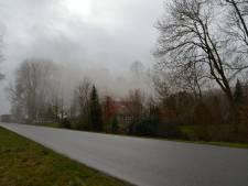 Flinke schade na brand in schuur in Dronten
